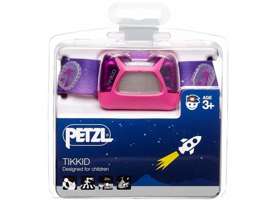 Petzl Tikkid LED Hoofdlamp - Roze