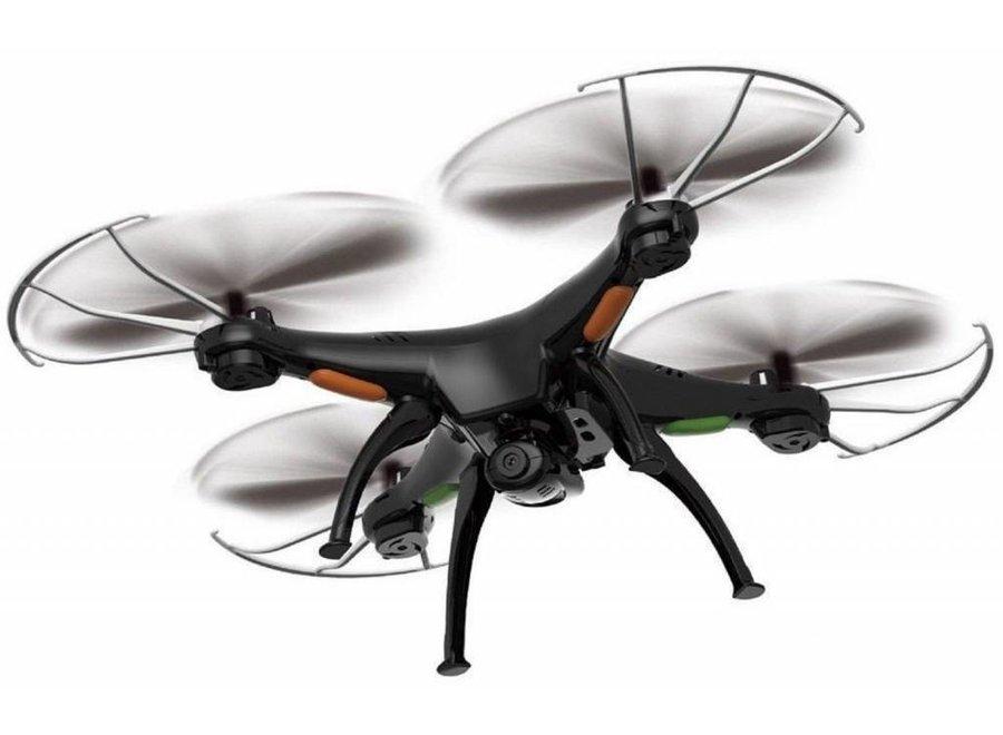 Syma X5SC LED Drone Explorers 2 met HD Camera - Zwart