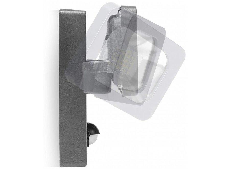 Smartwares FLD2-A14B LED Schijnwerpers met Bewegingssensor