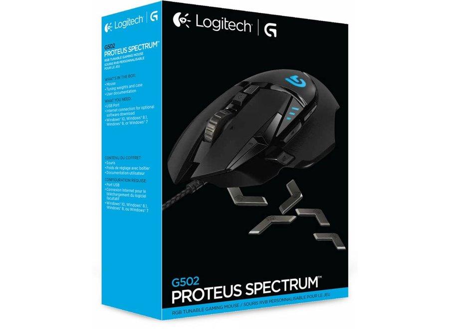 Logitech G502 RGB Proteus Spectrum