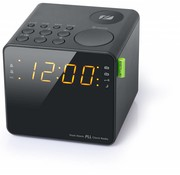 Muse Muse M-187 CR LED Wekkerradio - Zwart
