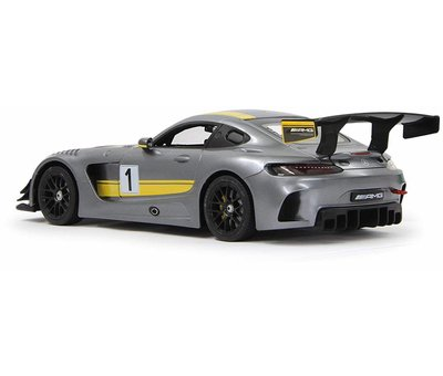 Jamara Jamara Mercedes-AMG GT3 RC 1:14 - Grijs