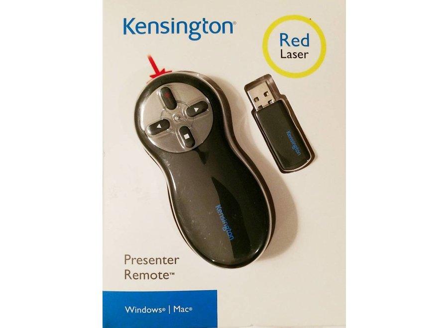 Kensington Presenter Draadloos - Rode Laser