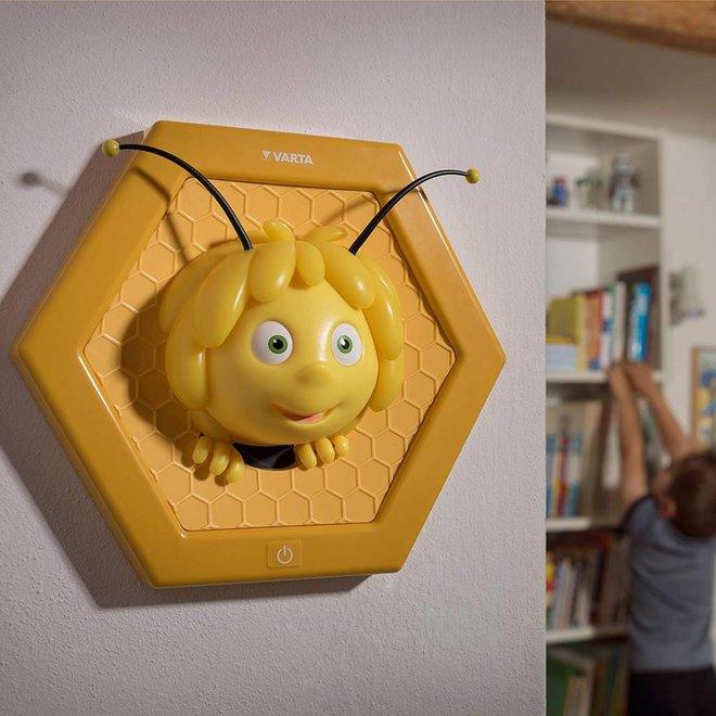 Varta Maya de Bij LED Wandlamp