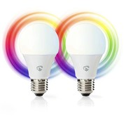 Nedis Nedis WIFILC20WTE27 E27 Smart LED Lampen Colours
