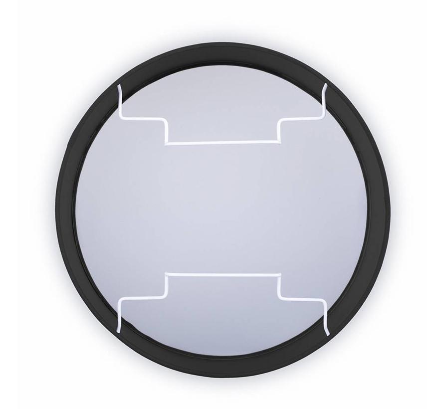 Smartwares 6000.543 Mia LED Plafondlamp 40 cm - Zwart