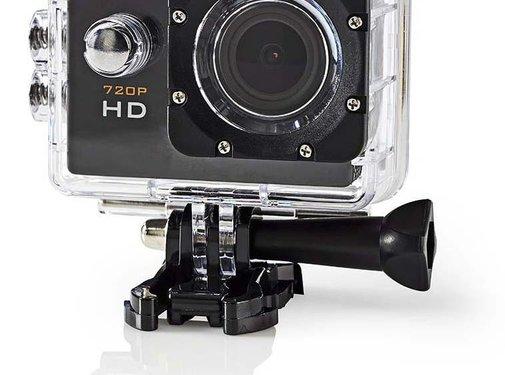 Nedis Nedis ACAM10BK Actioncam HD 720p