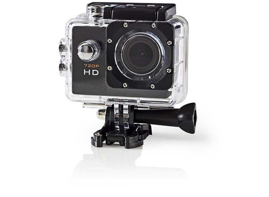 Nedis ACAM10BK Actioncam HD 720p