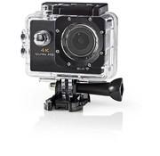Nedis Nedis ACAM40BK Actioncam Ultra HD 4K - Wi-Fi