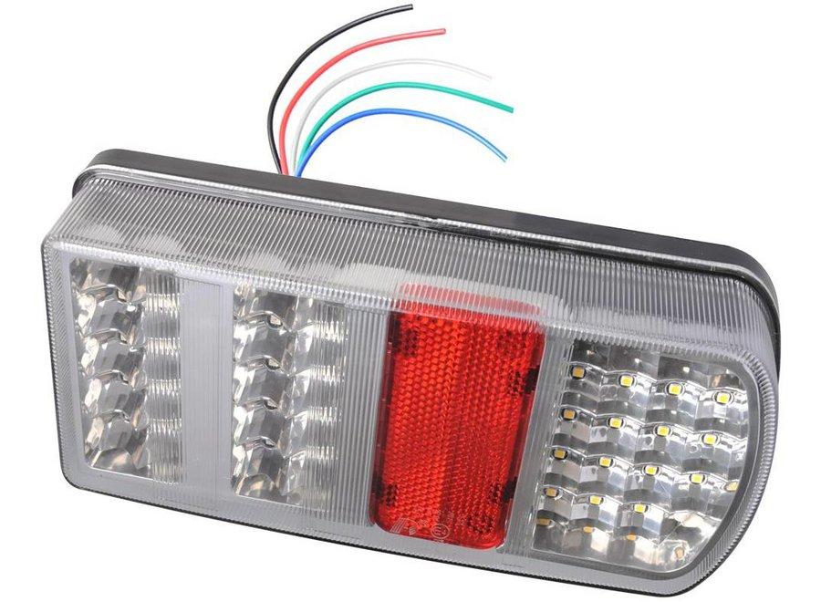 ProPlus Aanhanger Achterlicht 43 LED's - Rechts
