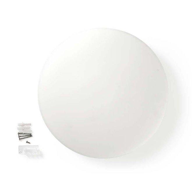 Nedis CLGSENWT Plafondlamp E27 met Sensor