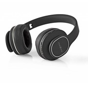 Nedis Nedis HPBT3260BK Over-ear Bluetooth Koptelefoon