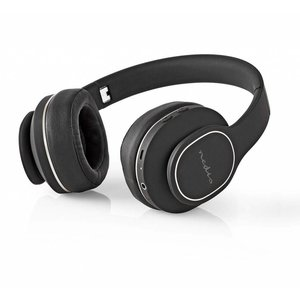 Nedis Nedis HPBT3260BK Over-ear Bluetooth Koptelefoon