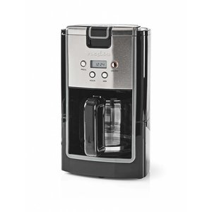 Nedis Nedis KACM120EBK Koffiezetapparaat 12-Kops - Zwart