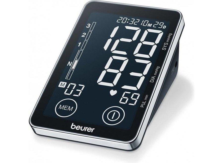 Beurer BM 58 Bovenarmbloeddrukmeter met Touchscreen