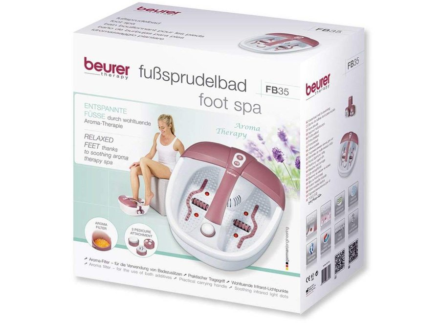 Beurer FB 35 Massage Voetenbad