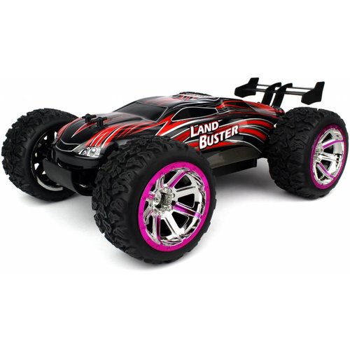 NQD NQD Land Buster Monster Truck RTR 2.4GHz 1:12 - Rood