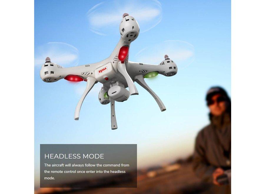 Syma X8SW-D Drone met HD 720p Camera - Wi-Fi