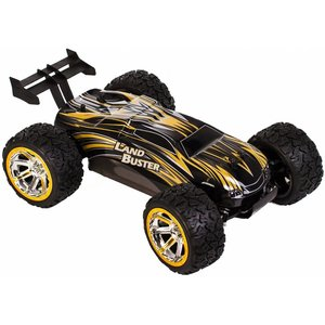 NQD NQD Land Buster Monster Truck RTR 2.4GHz 1:12 - Geel