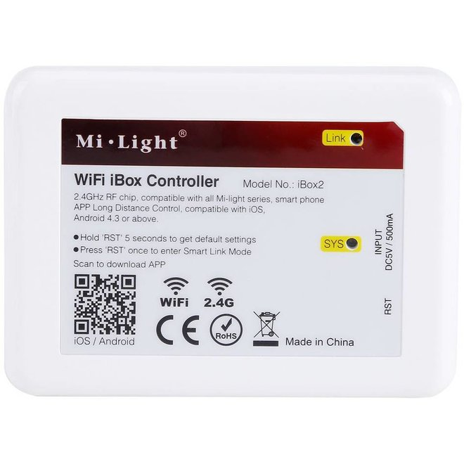 Mi-Light Wi-Fi iBox2 Controller