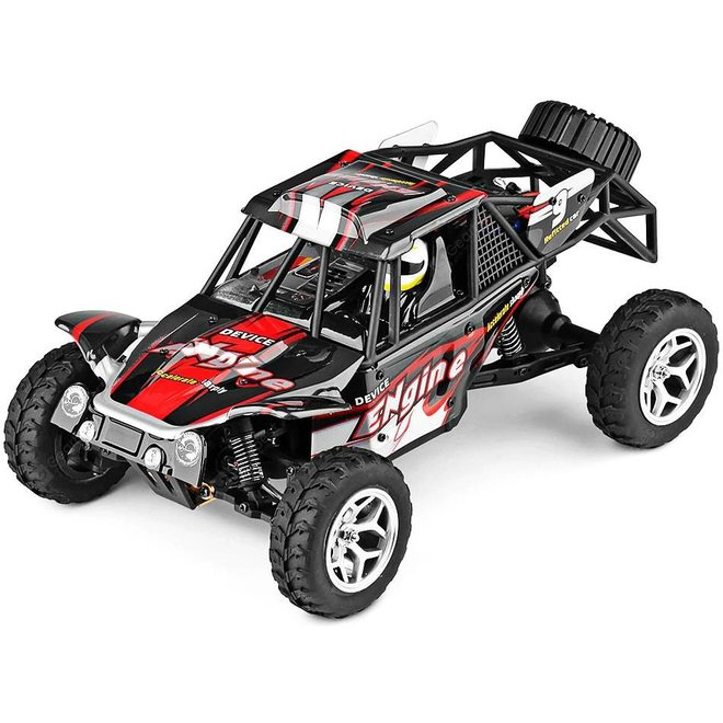 WLtoys 8429 Crawler King Buggy RTR 2.4GHz - Rood