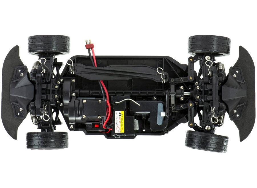 NQD Subaru BRZ 757 Drift Furious 8 RC 2.4GHz 1:10
