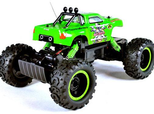 NQD NQD KX8396 Rock Crawler Monster Truck RC 27MHz 1:12
