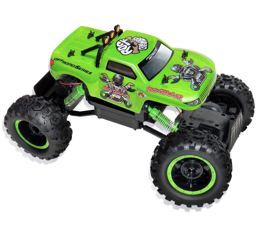 NQD 757-4WD05 Monster Truck RTR 40 MHz 1:12 - Groen