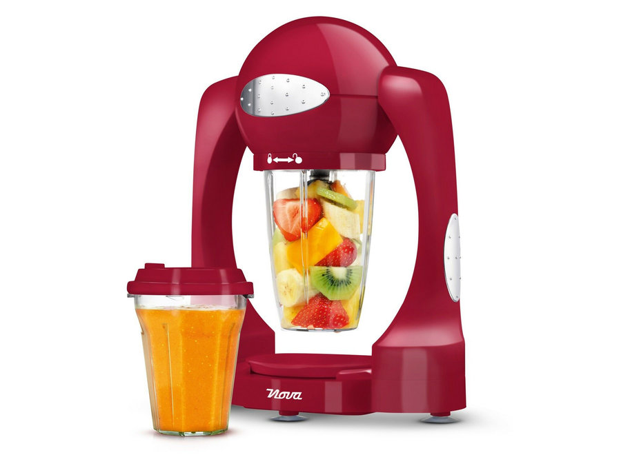 Nova Blender Smoothie Maker 210101 - Rood