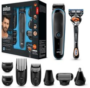 Braun Braun MGK3085 Multigroom 9-in-1 met Gillette