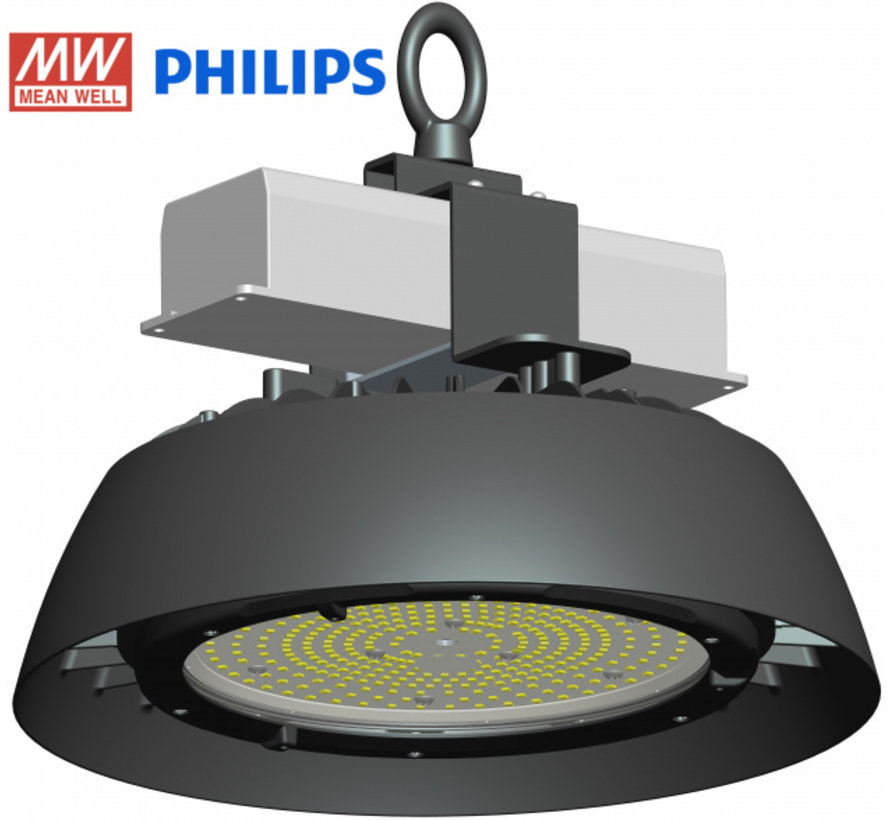 LED High Bay UFO Basic 200 W - 4500 K