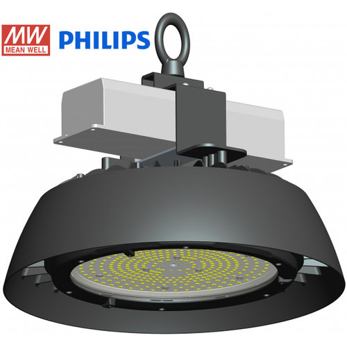 Huismerk LED High Bay UFO Basic 100 W - 3500 K