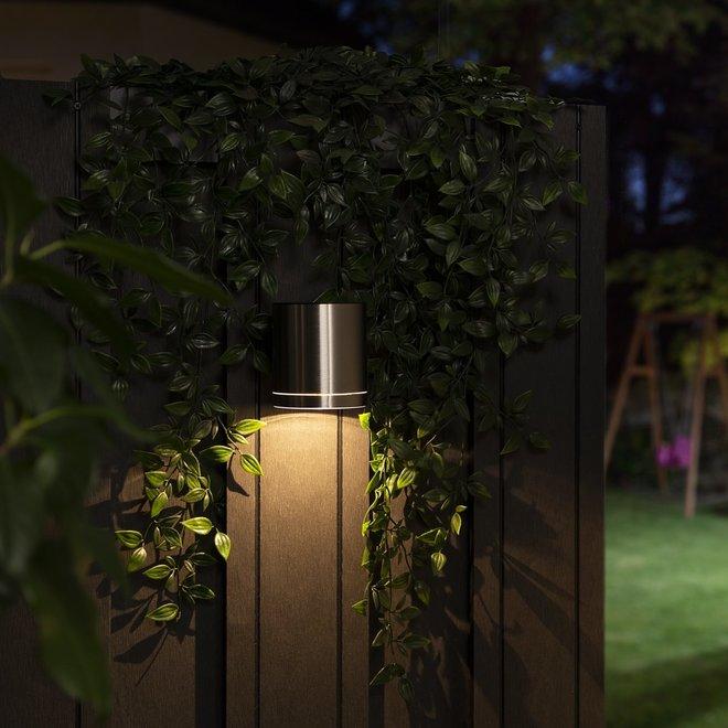 Smartwares GWS-001-DS LED Solar Wandlamp
