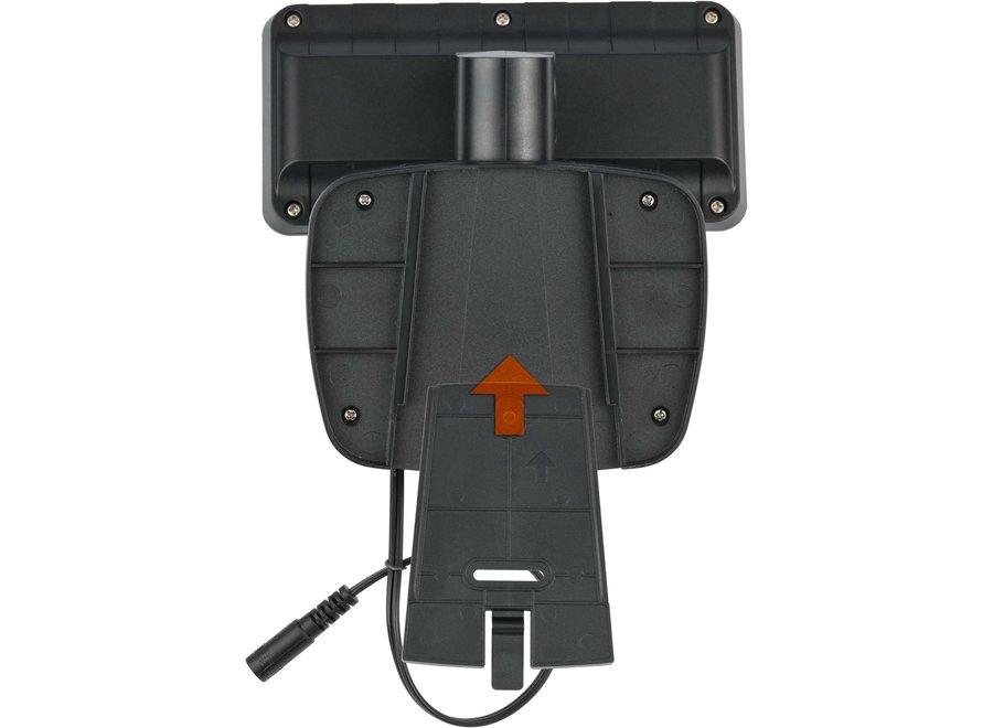 Brennenstuhl SOL 800 LED Solar Spot met Bewegingsmelder - Zwart
