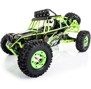WLtoys WLtoys 12428 Buggy RTR 4WD 2.4GHz 1:12 - Groen