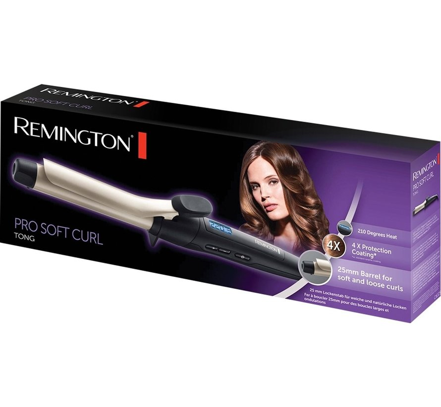 Remington Pro Soft Curl CI6325 Krultang