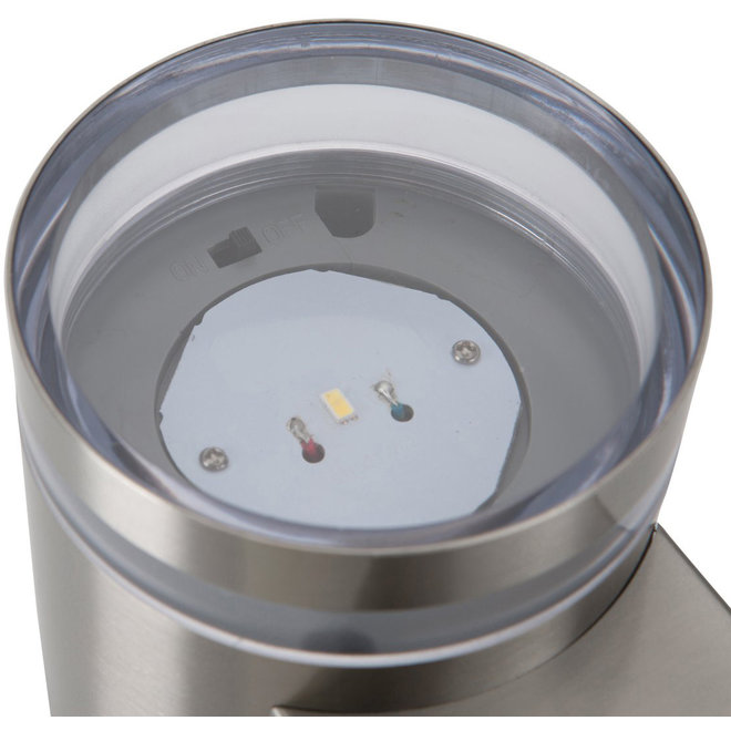 Smartwares Mats LED Solar Wandlamp - Bewegingsmelder