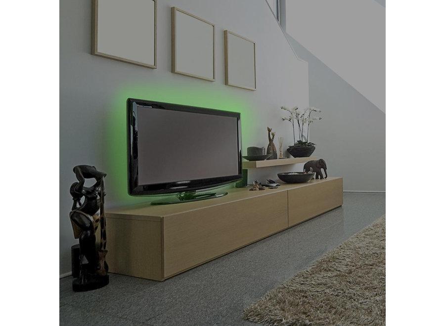 Nedis TV LED Strips Dimbaar TVML100RGB - RGB