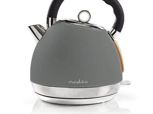 Nedis Nedis KAWK520EGY Elektrische Waterkoker Soft-touch