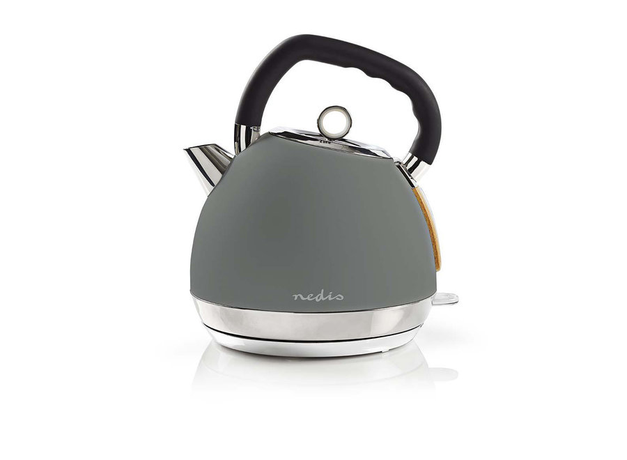 Nedis KAWK520EGY Elektrische Waterkoker Soft-touch