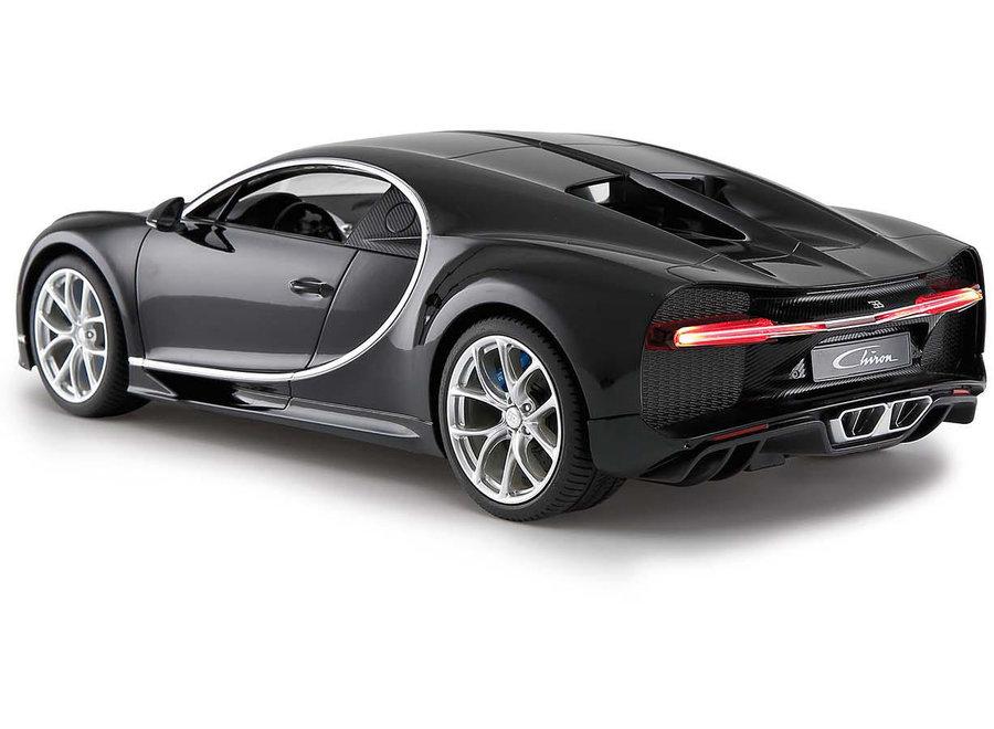 Jamara Bugatti Chiron RC 1:14 - Zwart