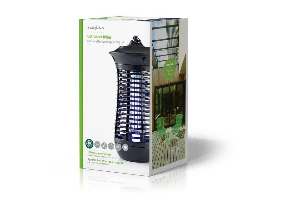 Nedis INKI110CBK18 Insectenlamp 18 W - 150 m²