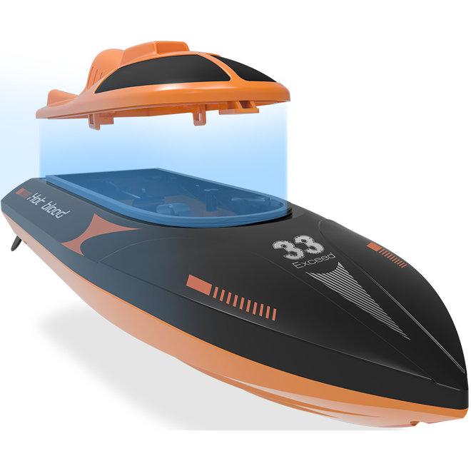 Syma Q2 Genius RC Speedboot 2.4GHz 20 KM/U