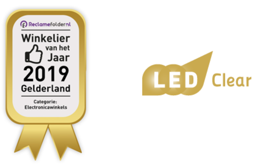 Winnaar Winkelier van het Jaar - Award 2019