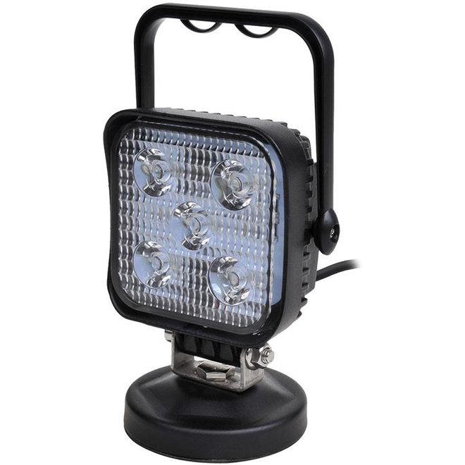 ProPlus LED Werklamp met Spiraalkabel 12V - Magnetisch