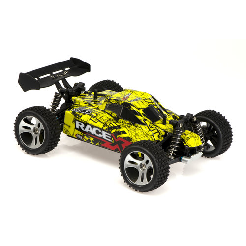 WLtoys WLtoys 18401 Offroad Buggy RTR 4WD 2.4GHz 1:18
