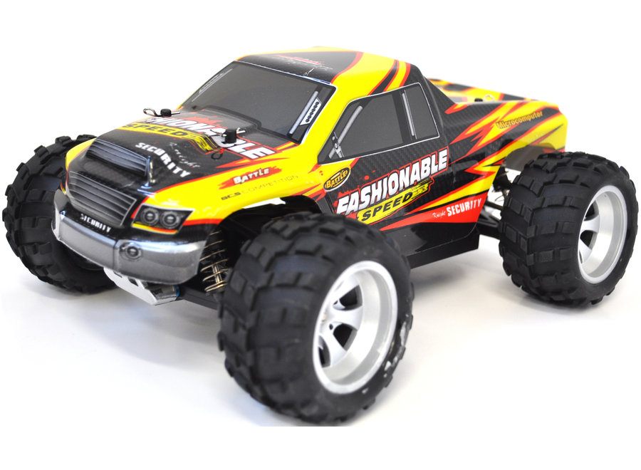 WLtoys A979-A Monster Truck RTR 4WD 2.4GHz 1:18