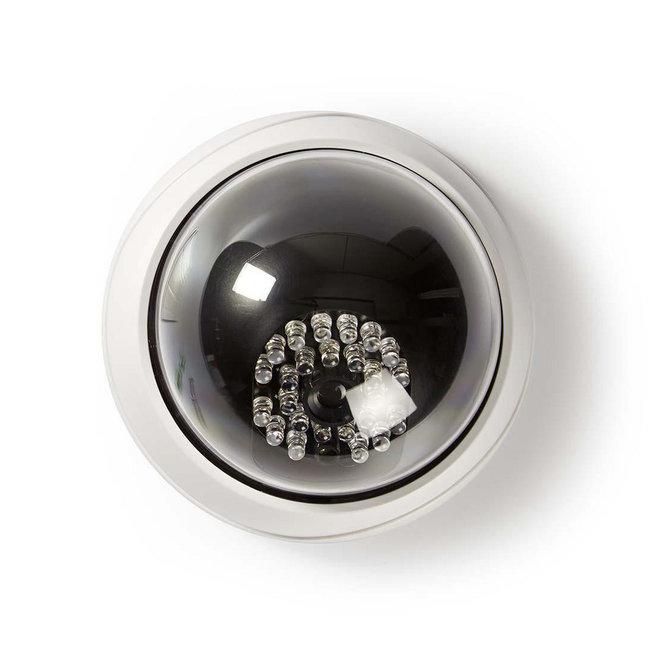 Nedis DUMCD20WT Dummy Dome Beveiligingscamera