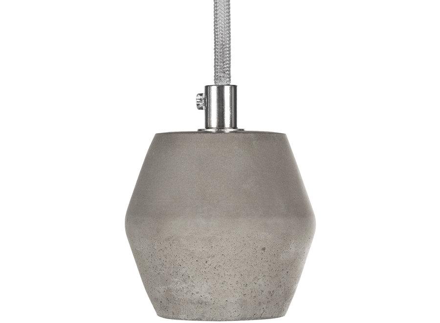 Smartwares IDE-60012 Hanglamp E27 - Beton