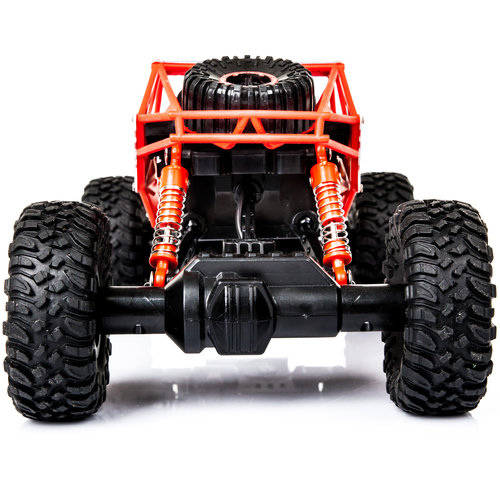 HB HB P1801 Monster Truck RTR 4WD 2.4GHz 1:18 - Rood